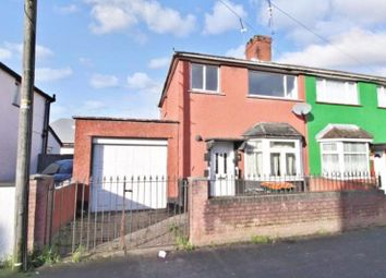 3 bed semi-detached house for sale in Ailesbury Street, Newport NP20