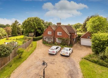 Thumbnail 5 bed detached house for sale in Merle Common Road, Oxted