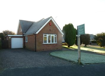 Thumbnail 3 bed detached bungalow to rent in Manifold Drive, High Lane, Stockport, Cheshire