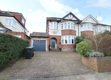 Thumbnail 4 bedroom semi-detached house for sale in Cheyne Walk, Grange Park