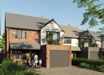 4 bed detached house for sale in Plot 7, Swing Bridge Wharf, Moira DE12