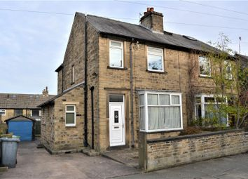 Thumbnail 3 bed semi-detached house for sale in Stanley Road, Lindley, Huddersfield