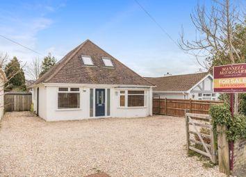 Ladies Mile Road, Brighton BN1. 4 bed detached bungalow for sale