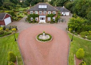 Thumbnail 5 bedroom detached house for sale in Summer Gates Lane, Bratoft, Skegness