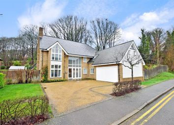 Thumbnail 5 bed detached house for sale in Mill Race, River, Dover, Kent