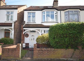 Thumbnail 4 bed property for sale in Abbott Avenue, London