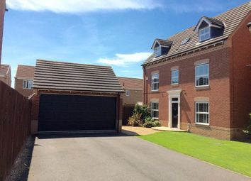 Thumbnail 5 bedroom detached house for sale in The Orchard, Ingleby Barwick, Stockton-On-Tees