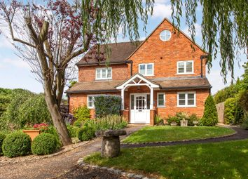 Thumbnail 4 bed detached house for sale in Elm Lane, Bourne End, Buckinghamshire