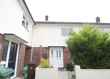Thumbnail 2 bedroom terraced house for sale in Budshead Road, Crownhill, Plymouth