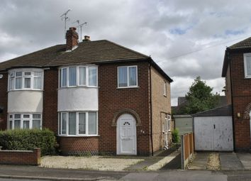 Thumbnail 3 bed semi-detached house for sale in Guilford Drive, Wigston Fields