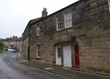 Thumbnail 3 bedroom terraced house for sale in Percy Street, Alnwick