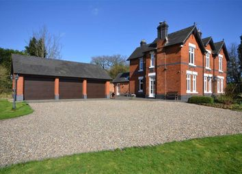 Thumbnail 4 bed detached house for sale in Hall Lane, Cotes, Eccleshall