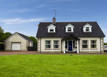 Thumbnail 3 bedroom detached house for sale in Wellbrook Road, Cookstown, County Tyrone
