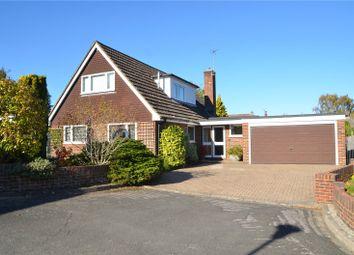 Thumbnail 5 bed detached house for sale in Oakham Close, Tilehurst, Reading, Berkshire