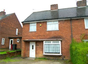 Thumbnail 3 bed semi-detached house for sale in The Croft, South Normanton, Alfreton
