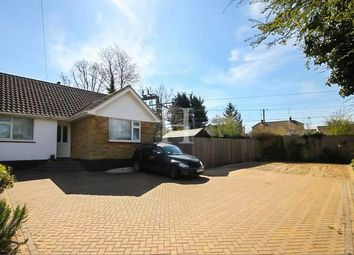 Thumbnail 2 bed bungalow for sale in Greensward Lane, Hockley, Essex