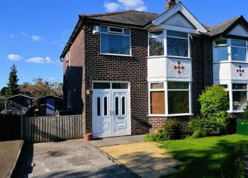 Thumbnail 3 bed semi-detached house for sale in Turks Road, Radcliffe, Manchester