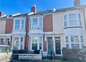 Thumbnail 3 bed terraced house for sale in Prince Albert Road, Southsea, Portsmouth