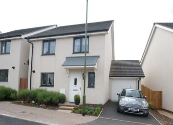 Thumbnail 4 bed detached house for sale in Mimosa Way, Paignton