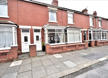 Thumbnail 2 bed terraced house for sale in Larbreck Avenue, Blackpool, Lancashire
