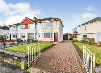 Thumbnail 2 bed end terrace house for sale in Bathgo Avenue, Paisley