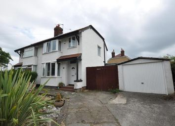 Thumbnail 3 bed property for sale in Milner Road, Wirral, Merseyside
