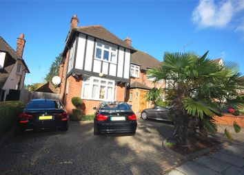 Thumbnail 6 bed semi-detached house for sale in Hendon Lane, Finchley, London