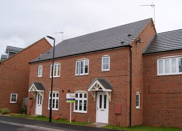 Thumbnail 3 bed terraced house to rent in Jefferson Way, Bannerbrook Park, Coventry