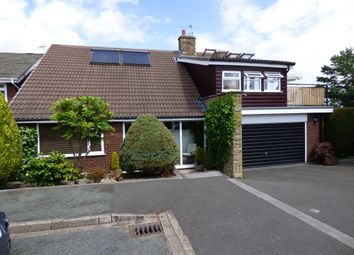 Thumbnail 4 bed detached house for sale in Heysbank Road, Disley, Stockport