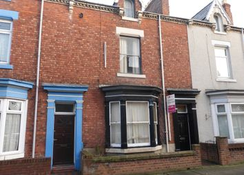 Thumbnail 4 bed terraced house for sale in Mitchell Street, Hartlepool