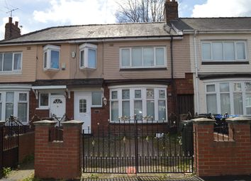 Thumbnail 3 bedroom terraced house for sale in Belvedere Road, Birchwood, Middlesbrough