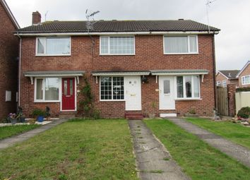 Thumbnail 2 bed terraced house to rent in Staunton Road, Cantley
