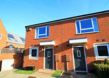Thumbnail 2 bed end terrace house for sale in Alcock Crescent, Crayford, Dartford
