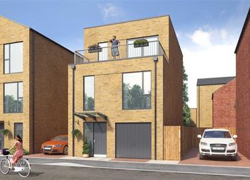 Thumbnail 4 bed detached house for sale in Henry Darlot Drive, Inglis Barracks, London