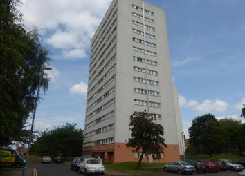 Thumbnail 2 bedroom flat for sale in Civic Close, Ladywood, Birmingham