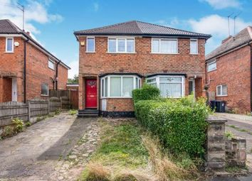 2 bed semi-detached house for sale in Reservoir Road, Selly Oak, Birmingham, West Midlands B29