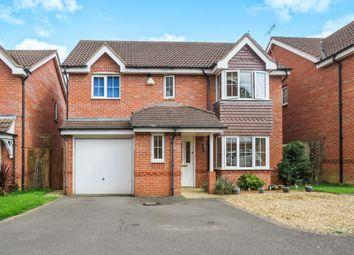 Thumbnail 4 bed detached house for sale in Pine Close, Grange Park, Northampton