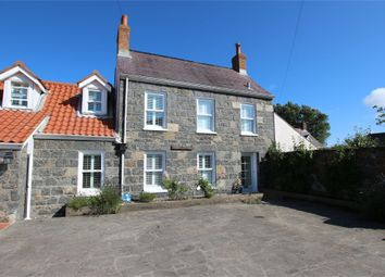 Thumbnail 3 bed detached house to rent in Pleinheaume Road, Vale, Guernsey