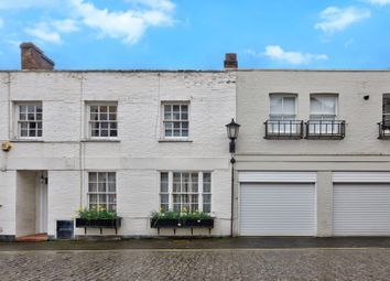 Thumbnail 3 bed mews house for sale in Devonshire Mews South, Marylebone, London