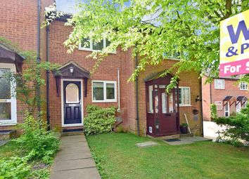 Thumbnail 2 bed terraced house for sale in Micawber Close, Walderslade Woods, Chatham, Kent