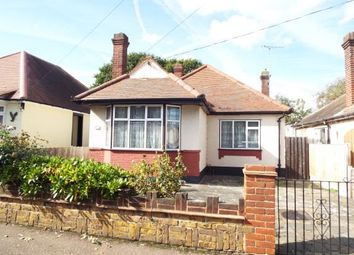 Thumbnail 2 bed bungalow for sale in Park Avenue, Eastwood, Leigh-On-Sea