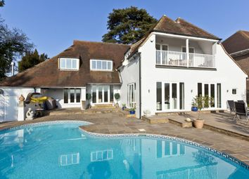 Thumbnail 5 bed detached house to rent in Pelhams Walk, Esher
