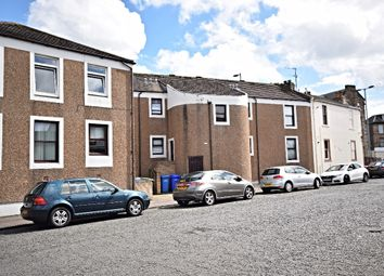 Thumbnail 1 bed flat for sale in Peebles Street, Ayr