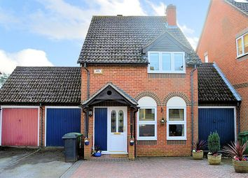 Thumbnail 3 bed link-detached house for sale in St Mary's Way, Burghfield Common, Reading