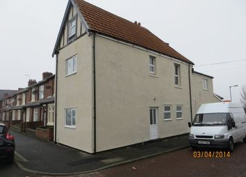 Thumbnail 3 bed flat to rent in St. Albans Crescent, Felling, Gateshead