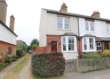 Thumbnail 3 bed end terrace house for sale in Sandlands Road, Walton On The Hill, Tadworth, Surrey