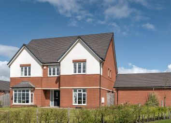 Thumbnail 5 bedroom detached house for sale in Harvest Close, Garforth, Leeds