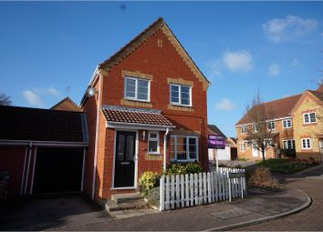 Thumbnail 3 bed link-detached house for sale in Garden Close, Southwood