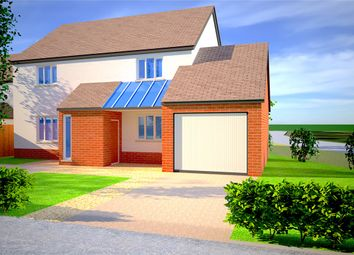 Thumbnail 4 bed detached house for sale in New Church Road, Ebbw Vale, Gwent
