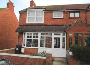 Thumbnail 3 bed end terrace house to rent in Wannock Road, Eastbourne